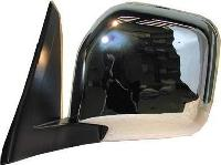 Mitsubishi Pajero [91-97] Complete Electric Adjust Mirror Unit - Chrome Finish